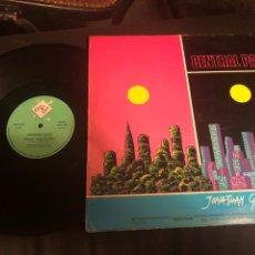 Discos de vinilo: JONATHAN GABLE – CENTRAL PARK ITALIA-SINGLE ITALO-DISCO. Lote 218539108