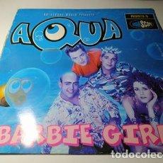Discos de vinilo: MAXI - AQUA ?– BARBIE GIRL - UMT 80413 ( VG+ / G+) SPAIN 1997. Lote 218540737
