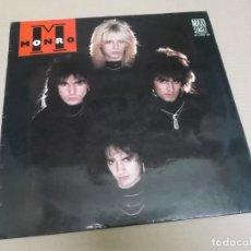 Discos de vinilo: MONRO (MAXI) SOME GIRLS (3 TRACKS) AÑO 1987. Lote 218541076
