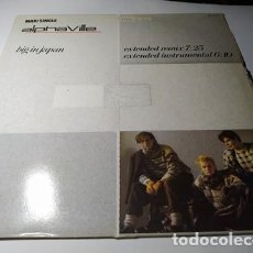 Discos de vinilo: MAXI - ALPHAVILLE ?– BIG IN JAPAN - BR-12103 ( VG+ / G+) SPAIN 1984. Lote 218541145