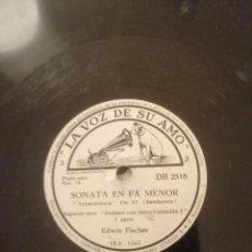 Discos de vinilo: DISCO DE PIZARRA. Lote 218542125