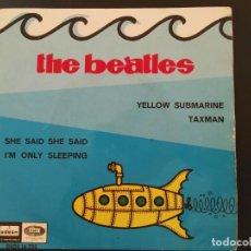 Discos de vinilo: THE BEATLES - YELLOW SUBMARINE - DSOE 16.702 - EP 1966. Lote 218563445