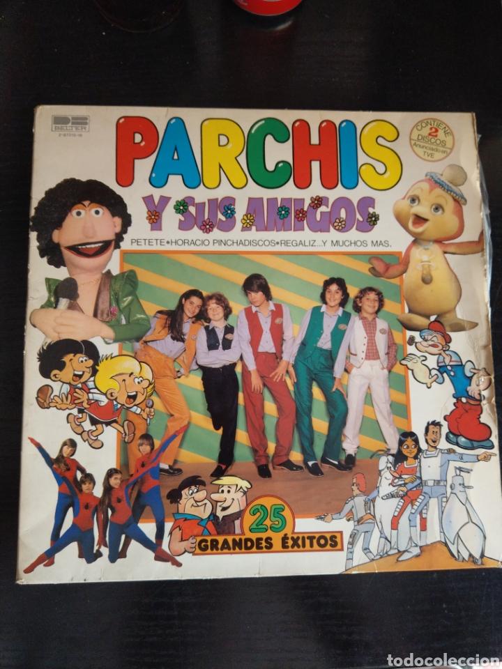 PARCHÍS Y SUS AMIGOS 25 GRANDES ÉXITOS (Música - Discos - LPs Vinilo - Música Infantil)
