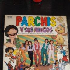 Discos de vinilo: PARCHÍS Y SUS AMIGOS 25 GRANDES ÉXITOS. Lote 218570240