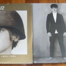 Discos de vinilo: U2 THE BEST OF 1980-1990 Y SONGS OF EXPERIENCE LOTE 2 LPS VINILO SELLADOS. Lote 218572577