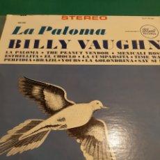 Discos de vinilo: LA PALOMA VILLY VAUGHN GOES USA LATIN. Lote 218582155