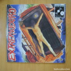 Discos de vinilo: EXTREMODURO - DELTOYA - LP. Lote 218586902