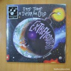 Discos de vinilo: EXTREMODURO - IROS TODOS A TOMAR POR CULO - 2 LP. Lote 218586911