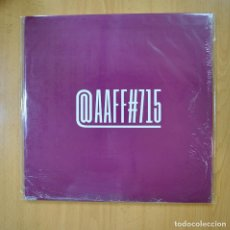 Discos de vinil: AEROLINEAS FEDERALES - @AAFF#715 - LP + CD. Lote 218586966