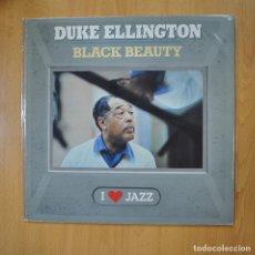 Discos de vinilo: DUKE ELLINGTON - BLACK BEAUTY - LP. Lote 218587112