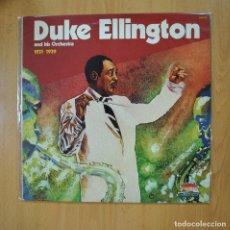 Discos de vinilo: DUKE ELLINGTON - 1931 1939 - LP. Lote 218587115