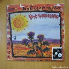 Discos de vinilo: EXTREMODURO - ROCK TRANSGRESIVO - LP. Lote 218587947