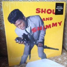 Discos de vinilo: ÁLBUM LP 180G DISCO VINILO - JAMES BROWN - SHOUT AND SHIMMY .. Lote 218589591