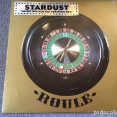 Discos de vinilo: ROULE . STARDUST . MUSIC SOUNDS BETTER WITH YOU . AÑO 1998 . EDICIÓN INGLESA. Lote 256134455