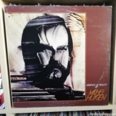 Discos de vinilo: MICHEL HUYGEN ?- ABSENCE OF REALITY LP 1982 NEURONIUM RECORDS - ELECTRO. Lote 218598173