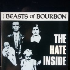 Discos de vinilo: THE BEASTS OF BOURBON 1988 DOBLE SINGLE RED EYE RECORDS AUSTRALIA.NUEVO. Lote 218610203