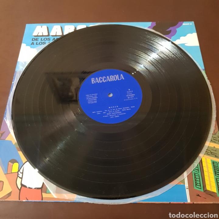 Discos de vinilo: MARCO - DE LOS APENINOS A LOS ANDES ( IMPECABLE ) - Foto 4 - 218611260