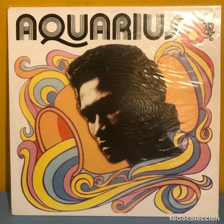 HERMAN CHIN LOY AQUARIUS DUB INCREIBLE DISCO CON ESE SONIDO UNICO DE HAERMAN CHIN LOY (Música - Discos - LP Vinilo - Reggae - Ska)