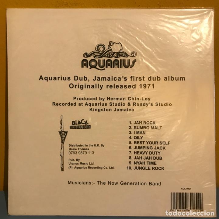 Discos de vinilo: Herman Chin Loy Aquarius Dub INCREIBLE DISCO CON ESE SONIDO UNICO DE HAERMAN CHIN LOY - Foto 2 - 218611666