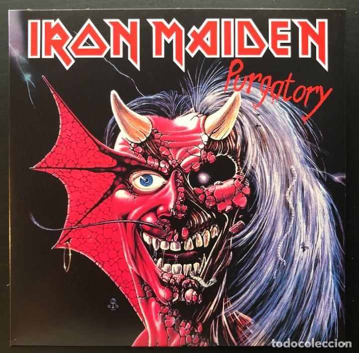 IRON MAIDEN ?PURGATORY PARLOPHONE ? 2564625171 SINGLE,UK & EUROPE 2014 NUEVO, SIN REPRODUCIR (Música - Discos - Singles Vinilo - Heavy - Metal)
