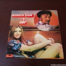Discos de vinilo: JAMES LAST Y OLE - 1974 POLYDOR DOBLE LP. Lote 218612307
