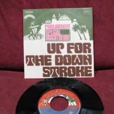 "Discos de vinilo: PARLIAMENT - UP FOR THE DOWN STROKE, SINGLE 7"", EDICIÓN FRANCESA. Lote 218613031"