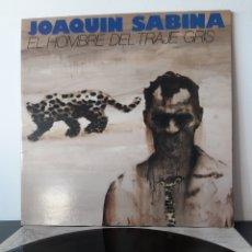 Discos de vinilo: JOAQUIN SABINA. EL HOMBRE DEL TRAJE GRIS. 1988. ARIOLA. ESPAÑA. Lote 218614383