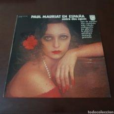 Discos de vinilo: PAUL MAURIAT EN ESPAÑA - ENTRE DOS AGUAS. Lote 218623436