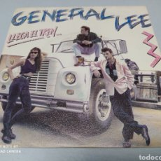 Discos de vinilo: GENERAL LEE - LLEGA EL TREN . SINGLE VINILO. BUEN ESTADO. ROCKABILLY MADE IN SPAIN. Lote 218632520