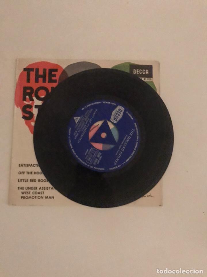 Discos de vinilo: Disco the roling stones decca sdge satisfaction - Foto 2 - 218633755