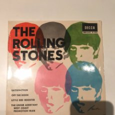 Discos de vinilo: DISCO THE ROLING STONES DECCA SDGE SATISFACTION. Lote 218633755