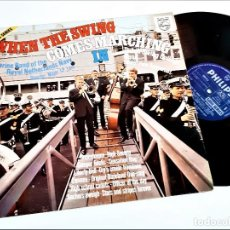 Discos de vinilo: VINILO WHEN THE SWING COMES MARCHING IN. Lote 218635695