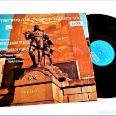 Discos de vinilo: VINILO THE WORLD OF THE GREAT CLASSICS. Lote 218635862