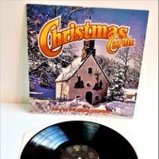 Discos de vinilo: VINILO CHRISTMAS CAROLS. Lote 218636095
