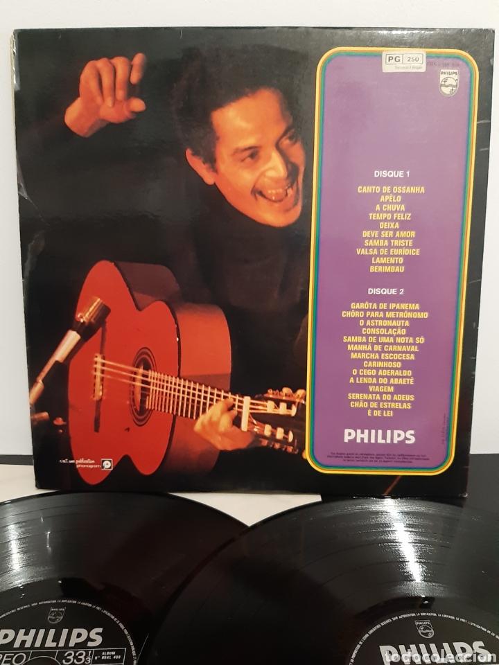 Discos de vinilo: DIFÍCIL! BADEN POWEL. 2LPS. PHILIPS. 1975. FRANCIA. - Foto 4 - 218636345