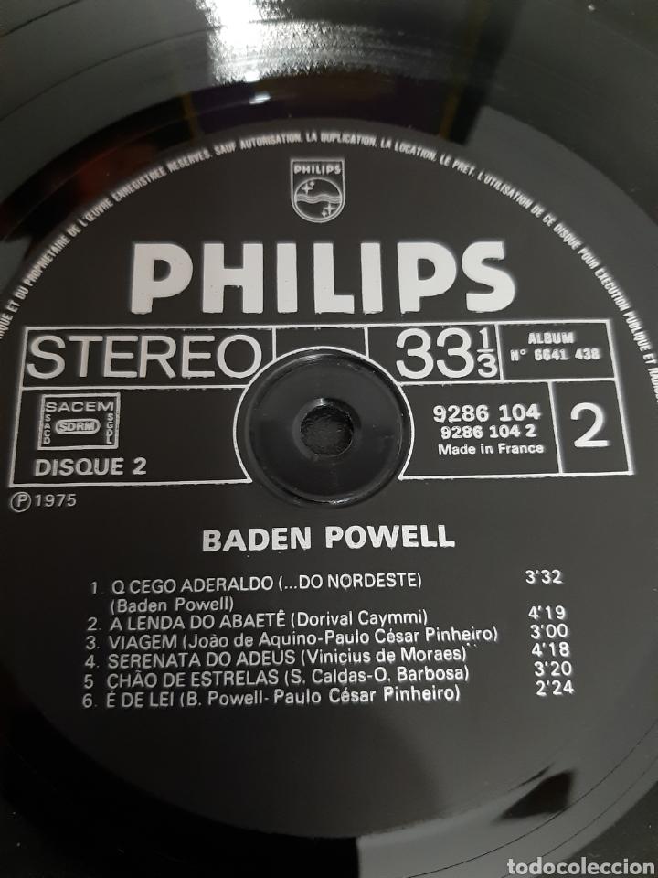 Discos de vinilo: DIFÍCIL! BADEN POWEL. 2LPS. PHILIPS. 1975. FRANCIA. - Foto 6 - 218636345