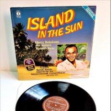 Discos de vinilo: VINILO ISLAND IN THE SUN. Lote 218636512