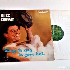 Discos de vinilo: VINILO RUSS CONWAY. Lote 218636620