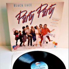 Discos de vinilo: VINILO BLACK LACE PARTY PARTY. Lote 218636778