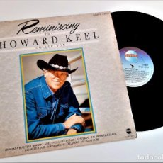 Discos de vinilo: VINILO REMINISCING THE HOWARD KEEL. Lote 218637552