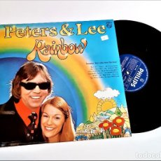 Discos de vinilo: VINILO PETERS & LEE RAINBOW. Lote 218637958