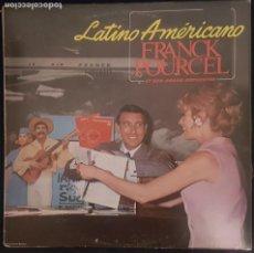 Discos de vinilo: LATINO AMERICANO - FRANCK POURCEL / LP DE ODEON AÑO 1978 / BUEN ESTADO RF-8638. Lote 218638141