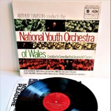 Discos de vinilo: VINILO NATIONAL YOUTH ORCHESTRA. Lote 218638332