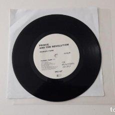 """Discos de vinilo: PRINCE PAISLEY PARK 7"""" PROMO ALEMANIA. Lote 218644421"""