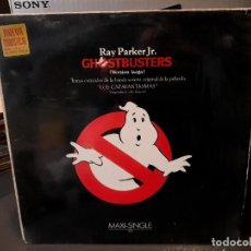 Discos de vinilo: GHOSTBUSTERS - RAY PARKER JR. - MAXI SINGLE DEL SELLO ARISTA 1984. Lote 218646421