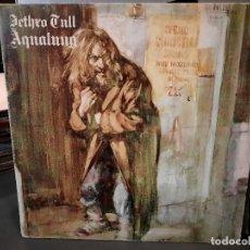 Discos de vinilo: JETHRO TULL - AQUALUNG - LP. DEL SELLO CHRYSALIS DE 1975. Lote 218646977