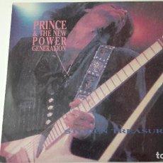Discos de vinilo: PRINCE & THE NEW POWER GENERATION STOLEN TREASURES. Lote 218647083
