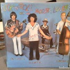 Discos de vinilo: THE MODERN LOVERS - ROCK & ROLL WITH THE MODERN LOVERS - LP. DEL SELLO BESERKLEY DE 1978. Lote 218647171