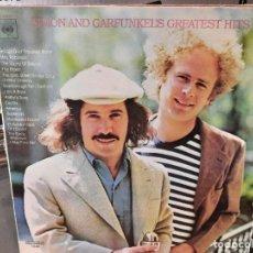 Discos de vinilo: SIMON AND GARFUNKEL - GREATEST HITS - LP. DEL SELLO CBS DE 1972. Lote 218647427