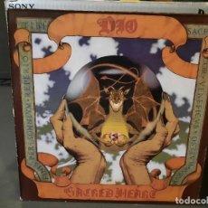 Discos de vinilo: DIO - SACRED HEART - LP. DEL SELLO VERTIGO DE 1985. Lote 218648832